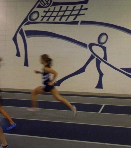 DSU Track Teams Kicks Off First Meet