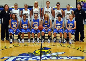Lady T's Basketball Team