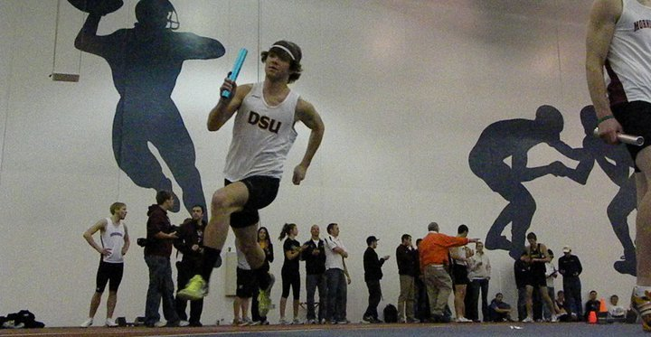 DSU Track Performs to Standout at Buena Vista