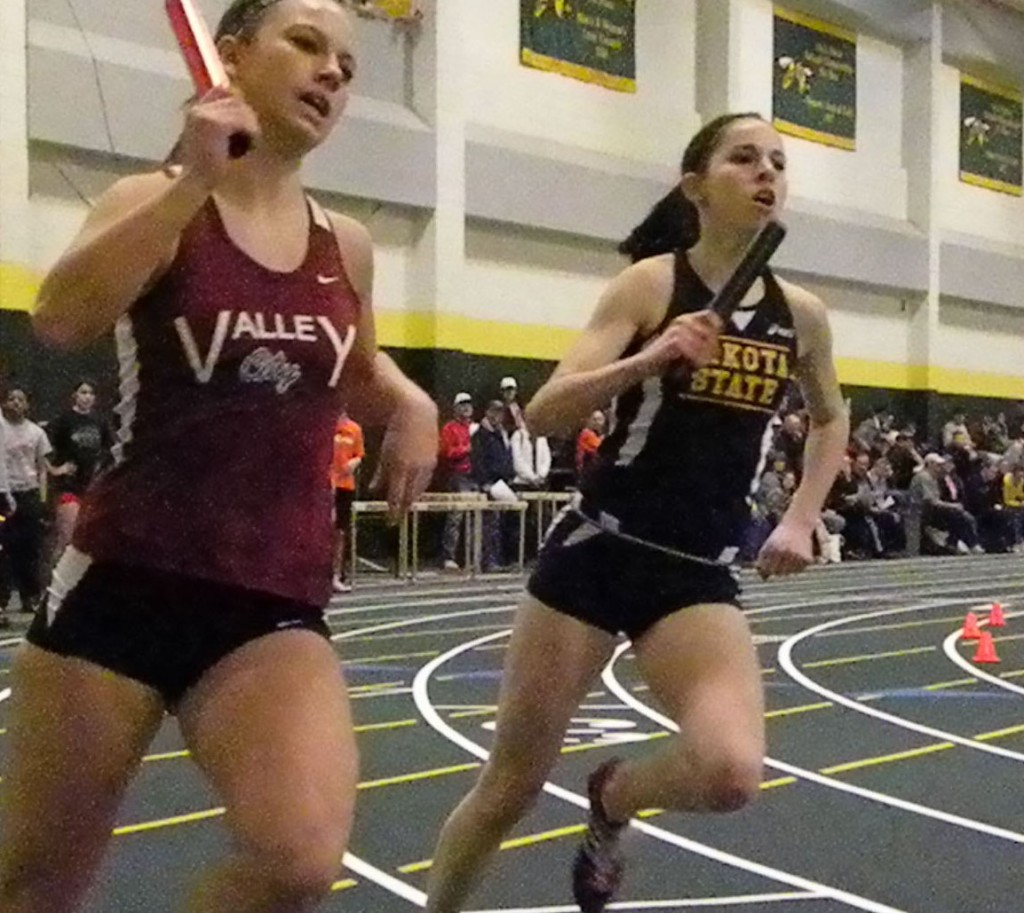 Outstanding Performances for Trojan Track at Indoor DAC