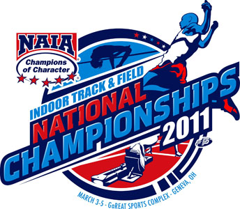 Trojans All-American at NAIA Indoor Track Nationals