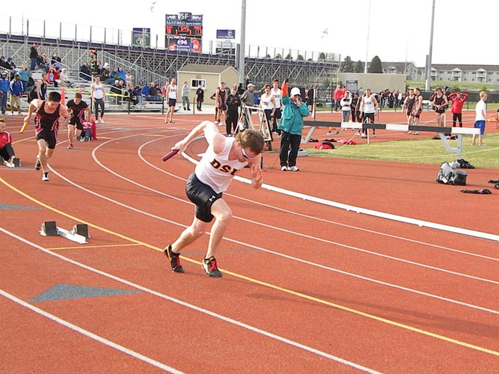 Trojan Track Faces Multiple Meets
