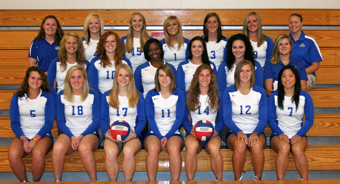 Two Wins for Trojan Volleyball at Corn Palace Classic