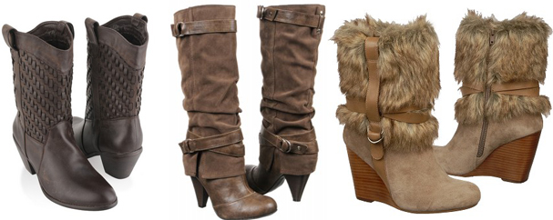 Fashion Fall Boot Trends