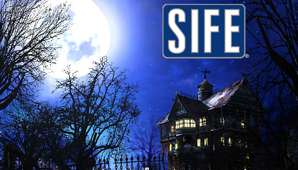 SIFE Haunted House Free Student Day