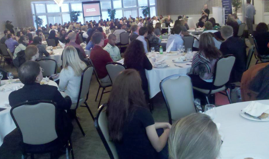 Students Attend AIGA Student Day