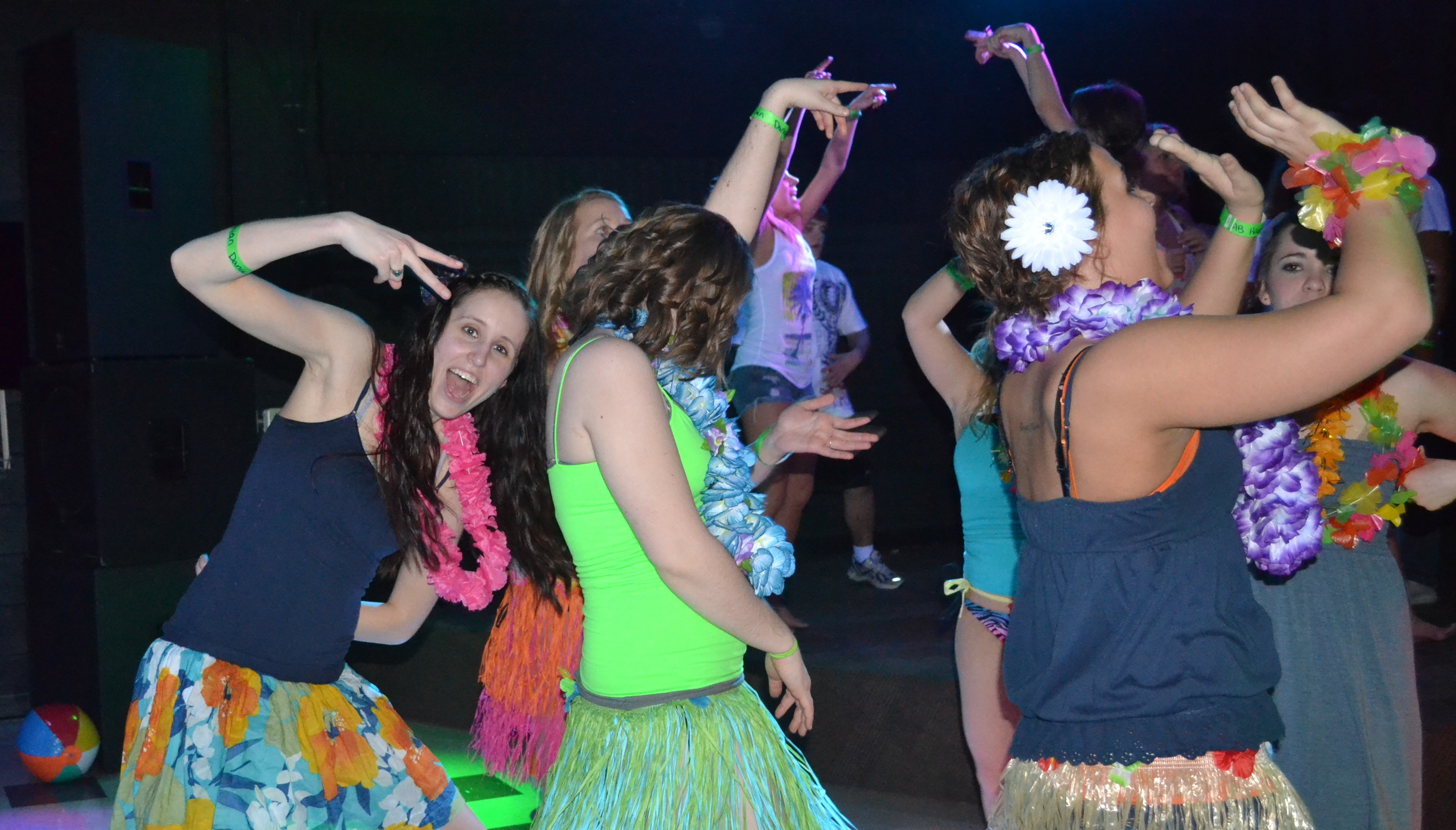 SAB Hawaiian Dance