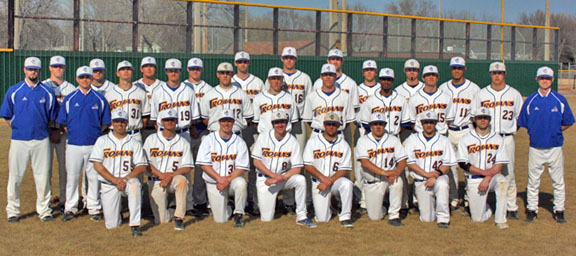 Trojans Baseball Team Has Improved Season