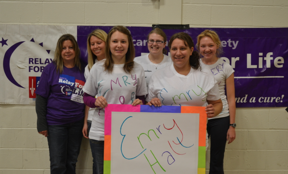 Relay For Life: Walk for Cancer Cure!