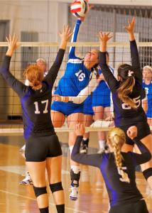 After an 0-4 Start, DSU Volleyball Team Rebounds to 5-6 Record