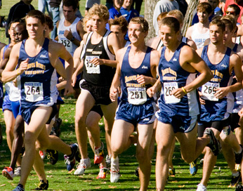 Regular Season Ends at Mount Marty Invitational