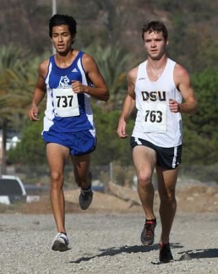 Coy Moves On to Nationals; Cross Country Team Concludes Season