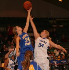 DSU Women Have Rough Week; Fall to 5-12