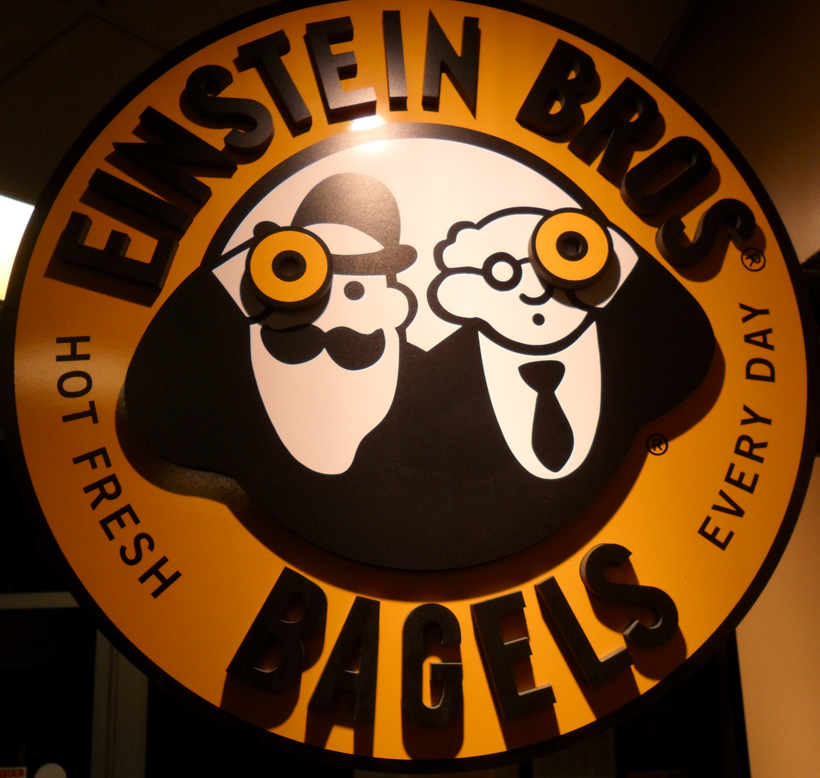 Love Letter: Einstein's Bagels, How Do I Love Thee?