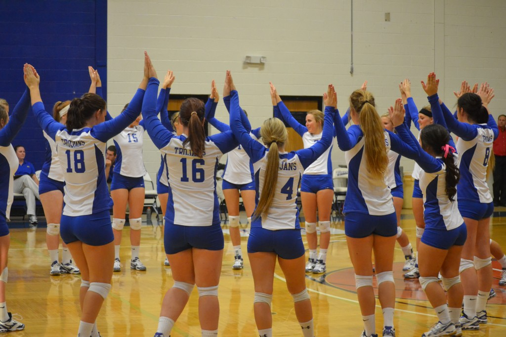 Lady T's Swept at Home