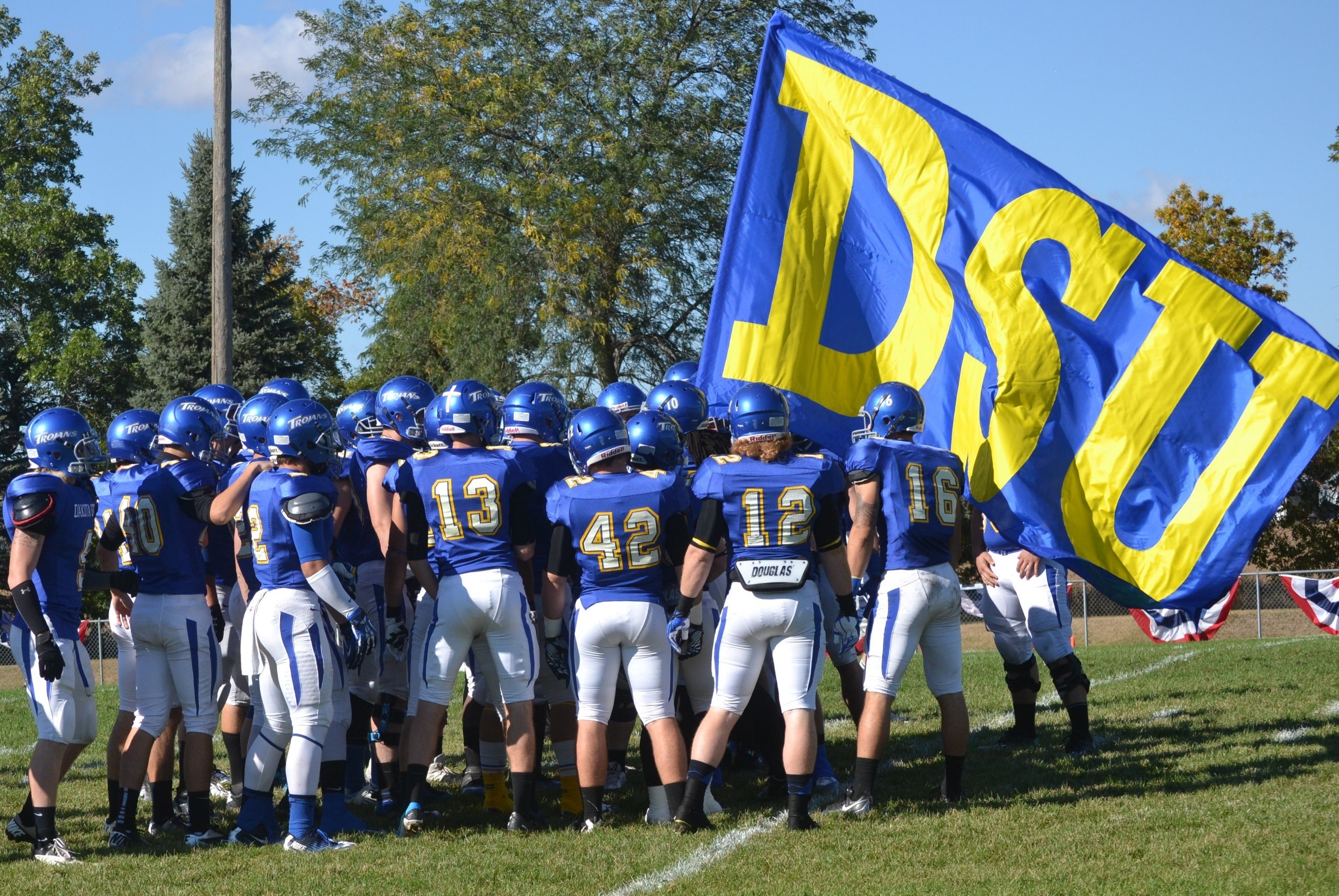 2013 Homecoming Football: Trojans vs. Bulldogs