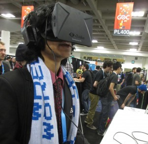 Game Developer's Conference GDC-2014 : Days Two and Three