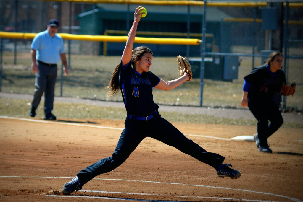 Gallery: Softball Dakota State VS Mayville State
