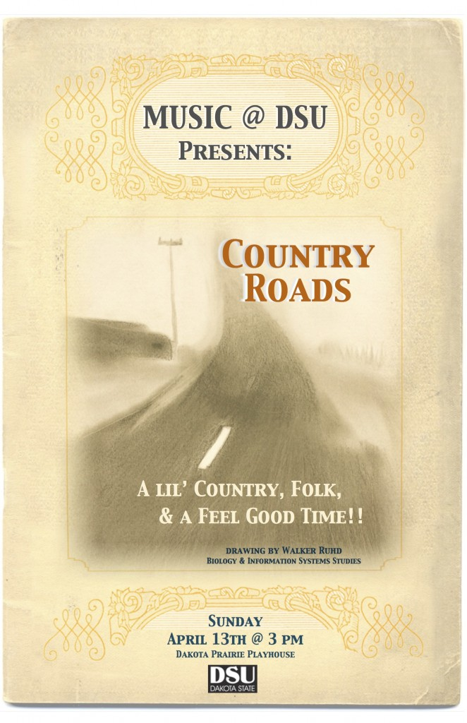 DSU @ Music Presents: Country Roads