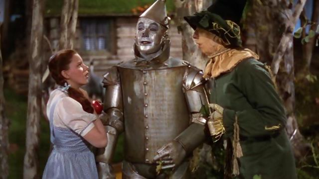 Trojan Rhymes: Your Tin Man
