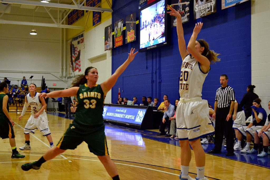 Gallery: Lady Trojans vs Presentation College Basketball 2015