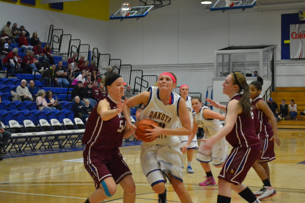 Gallery: Basketball Lady T's vs Valley City 2015