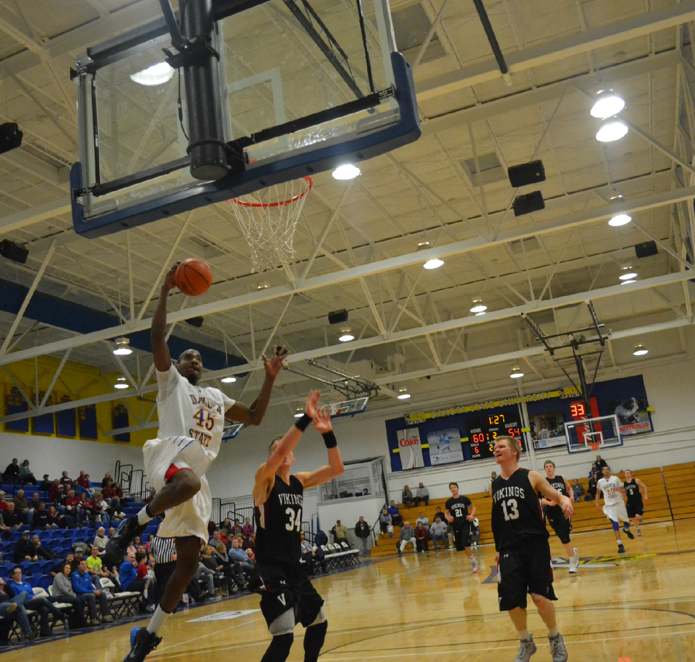 Gallery: Basketball DSU vs Valley City 2015