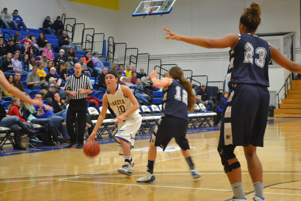 Gallery: Basketball Lady T's vs Dickinson State University 2015
