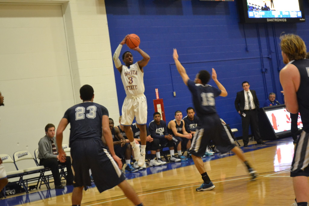 Gallery: Basketball DSU vs Dickinson State 2015