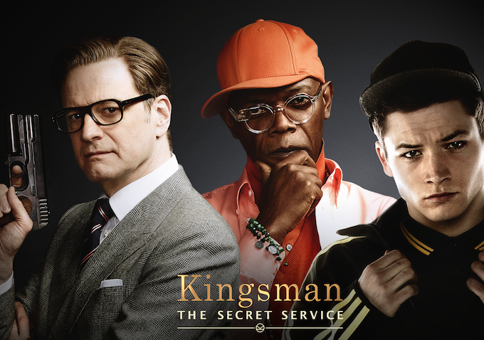 Kingsman: A Lesson in Manners