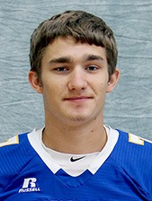 Jacob Giles Selected as NAIA National Offensive Player of the Week