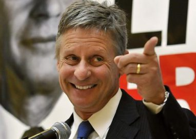 Gary Johnson Could Win South Dakota: Should You Help?