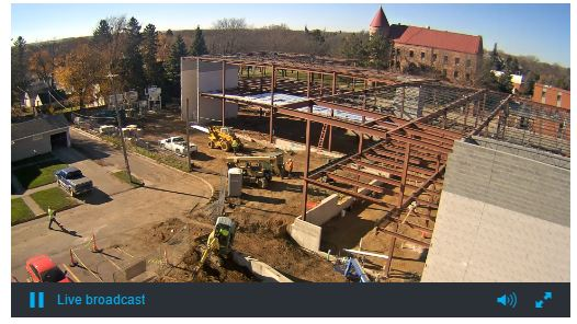 DSU Campus Embraces the Renovation: The Ongoing Projects that Mark the First Major Campus Construction since the 1980s