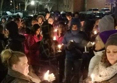 DSU's Unity Vigil for Foreign Community: A Reminder that We Are Family