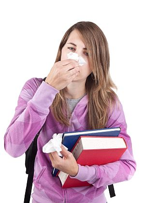What to do When You Get Sick in College