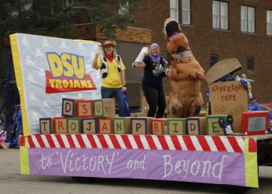 DSU Homecoming Parade