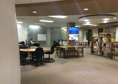 ITS Moving to Mundt Library as Construction Finishes