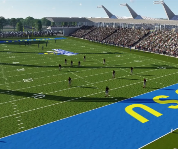 Athletics Master Plan and the Future of DSU